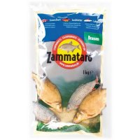 Zammataro Grundfutter Brassen 1Kg Lockmittel
