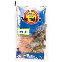 Zammataro Grundfutter Rhein-Mix 1Kg Lockmittel
