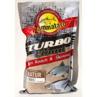 Zammataro Grundfutter Turbo Cloud Natur 1Kg Lockmittel