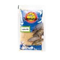 Zammataro Grundfutter Karpfen-Mix 1Kg Lockmittel