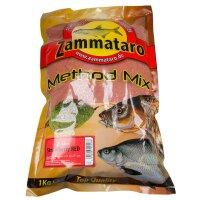 Zammataro Grundfutter Method - Mix Z-One Strawberry Red...