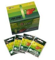 Q-TAC Knicklichter Powder grün 4,5 x39 mm 100...