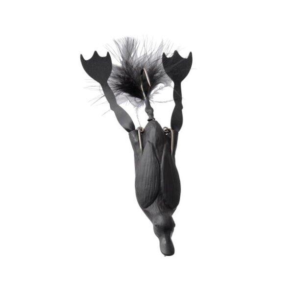 Savage Gear 3D Hollow Duckling weedless S 7.5cm 15g 05-Black