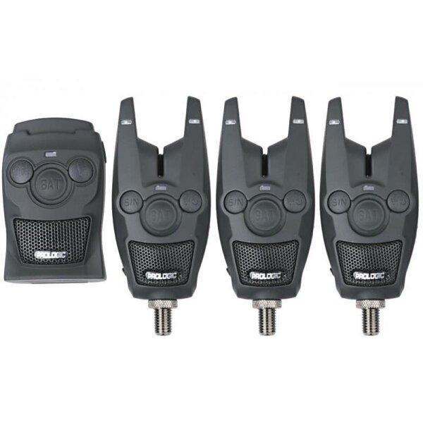 Prologic BAT+ Bite Alarm Set 3+1 Funkbissanzeigerset
