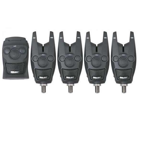 Prologic BAT+ Bite Alarm Set 4+1 Funkbissanzeigerset
