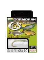 Cormoran CGS gebundene Vorfachhaken Angelvorfach 10...