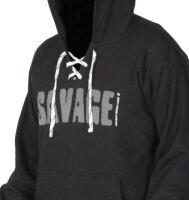 Savage Gear Simply Savage Hoodie Kapuzenpullover Pullover...