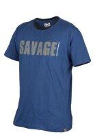 Savage Gear Simply Savage T-Shirt Herrenshirt Sommershirt...
