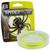 Spiderwire STEALTH SMOOTH 8 YELLOW 240M 80LB/0,40MM