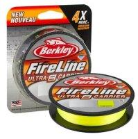 Berkley Fireline Ultra 8 Geflochtene Schnur 300m Neuheit...