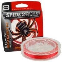 Spiderwire Stealth Smooth 8 Geflochtene Schnur 300m...
