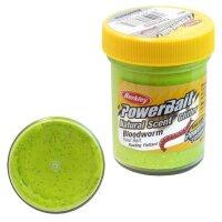 Berkley Powerbait Dough Natural Scent Bloodworm - Fluo...