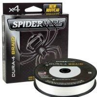 Spiderwire DURA 4 BRAID 150M 0.10MM/9.1KG-20LB TRANSLUCENT