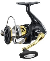 Shimano Sahara FI Spinnrolle Angelrolle Frontbremse Top...