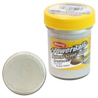 Powerbait Dough Natural ScentCrustacea - White