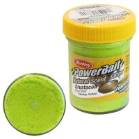 Powerbait Dough Natural ScentCrustacea - Chartreuse
