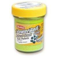 Powerbait Dough Natural ScentFish Pellet - Chartreuse