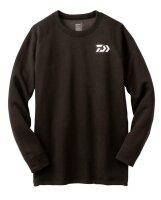 Daiwa Thermo Hemd Shirt DU-3304S BLK-XL
