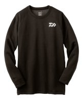 Daiwa Thermo Hemd Shirt DU-3304S BLK-3XL