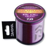 Daiwa Infinity Super Soft Schnur 0,33mm 8,3Kg 1050 MP