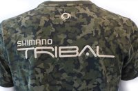 Shimano Tribal XTR Shirt T-Shirt Angelshirt...