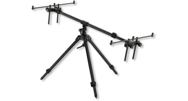 Cormoran Pro Carp Gun Pod Rod Pod Dreibein 360° Rutenständer Alu