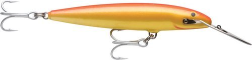 Rapala CountDown Magnum 7cm 12g GFR Gold Fluorescent Red