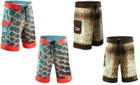 Daiwa D-Vec Boardshorts kurze Hose Shorts...