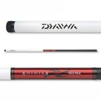 Daiwa Ninja Tele Pole Stipprute 3,00m 4,00m 5,00m 6,00m...