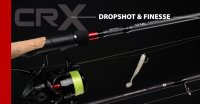 Spro CRX DROPSHOT & FINESSE 3-18G S210UL
