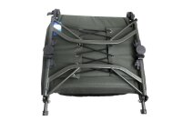 Anglerliege Luxus 6-Bein Karpfenliege Bedchair Feldbett Camping