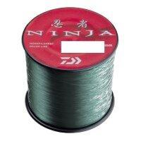 Daiwa Ninja X Line 0,20mm 3,1kg 2400m lg  Schnur