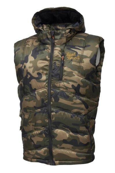 Prologic Bank Bound Camo Thermo Vest XL