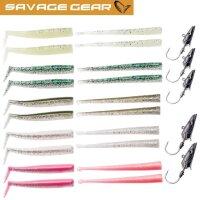 Savage Gear Sandeel Kit 25pcs