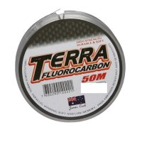 James Cook Terra Fluorocarbon 0,22mm 5,6kg 50m Schnur...