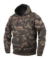 Fox Black Orange Hoody Gr. S Pullover