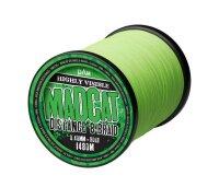MADCAT Distance 8-Braid 1210m 100lb 0,45mm Geflochtene...