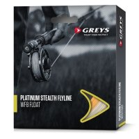 Greys PLATINUM SHOOT HEAD SYSTEM FLOATING 9/10