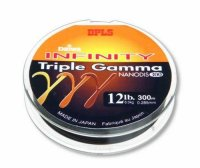 Daiwa Infinity Triple Gamma Schnur 0,33mm 7,90Kg 300m...