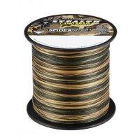 Spiderwire STEALTH Camo Braid 0,10mm 6,2Kg 600m...