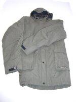 Shimano HFG Jacke Outdoor Long Jacket Olive Gr. L