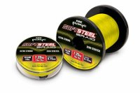 Fox Rage Soft Steel Braid Yellow 0.14mm 9.38 Kg 1250m
