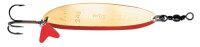 DAM EFFZETT BLINKER Slim Standard Siber/Gold 16g 65mm