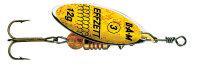 DAM EFFZETT Spinner Predator Gelb-Glitter 17g