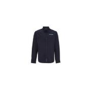 Shimano Langarm Hemd Gr. L SOLID SHIRT NAVY blau