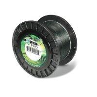 Power Pro 2740m 0,15mm 9kg Moos Green Geflochtene Schnur