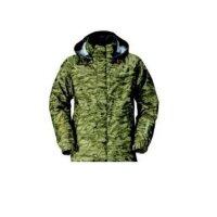 Shimano Dryshield Basic Jacket Khaki Pacific XXXL Jacke