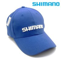 Shimano Cap Royal Blue Angelmütze Kappe
