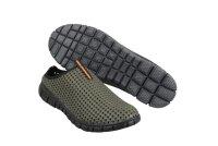 Prologic Bank Slippers Green Schuh Wasserschuh Freizeitschuh