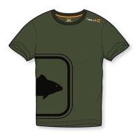 Prologic Road Sign T-Shirt Shirt Olive Green